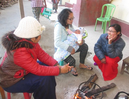 UNFPA Nepal | UNFPA works with the Kachin Baptist Church to