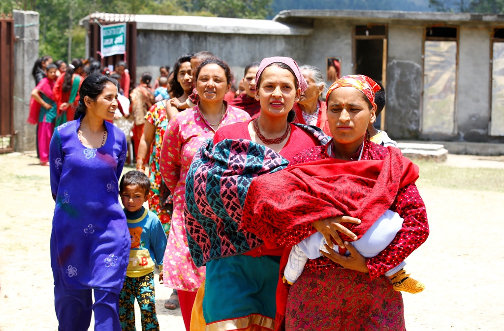 Reproductive health on the move
