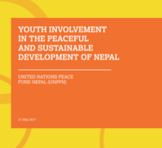 UNFPA Nepal | Youth Involvement in the Peaceful and